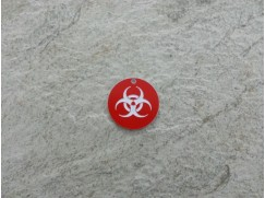 Přívěšek na klíče pr 24,5 biohazard